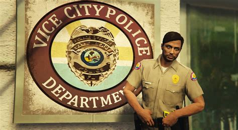 Vice City Police Department   VCPD   EUP - GTA5-Mods