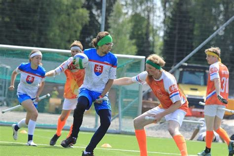 Quidditch becomes reality in Slovakia as first teams