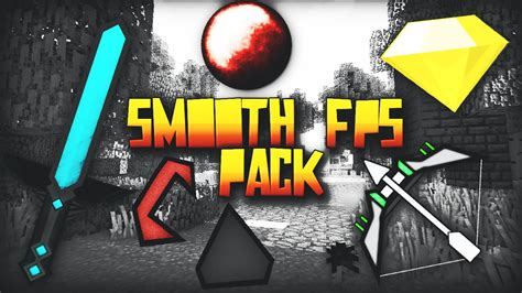 Smooth FPS Minecraft PvP Texture Pack [FPS BOOSTER] Clean