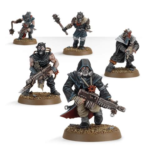 Chaos Cultists - WARHAMMER 40,000 - Chaos Space Marines