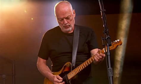 Watch David Gilmour's Lonesome 'Wish You Were Here' on