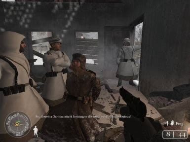 Voolma's SP German Mod at Call of Duty 2 Nexus - Mods and