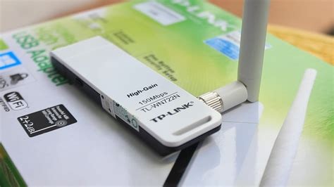 Review TP LINK Wifi USB TL WN722N - YouTube
