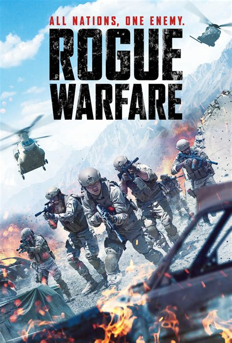 First Trailer for Action Movie 'Rogue Warfare' Featuring
