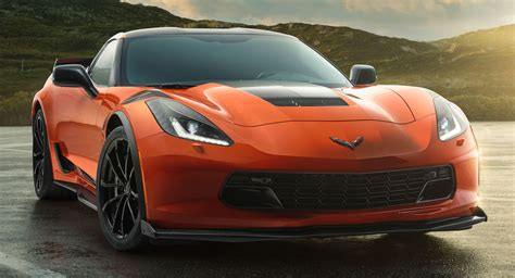 Chevy Sends Off Corvette C7 In Europe With Z06 And Grand