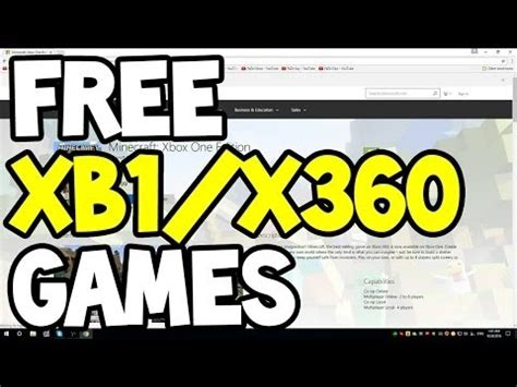 How to get any XBOX ONE & 360 Game For Free!! LATEST