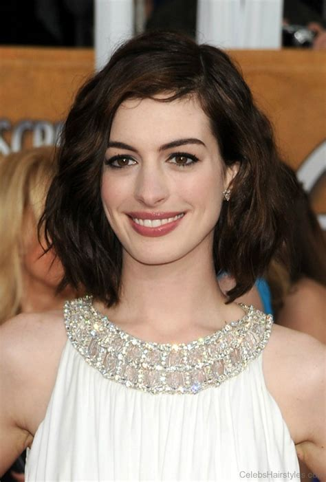 23 Excellent Hairstyles Of Anne Hathaway