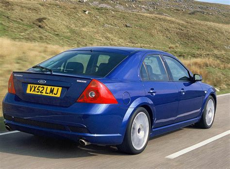 2002 Ford Mondeo ST 220 Review - Top Speed