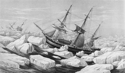 Arctic search renewed for Erebus and Terror, lost ships of