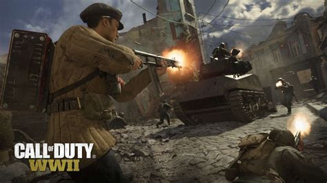 Call Of Duty: WW2 DLC 2, War Machine, Releases On PS4