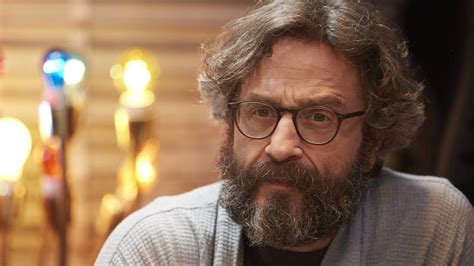 Comedian Marc Maron On Sobriety And Managing His