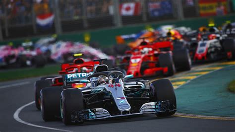F1 2019 season: Session start times for all 21 Grands Prix