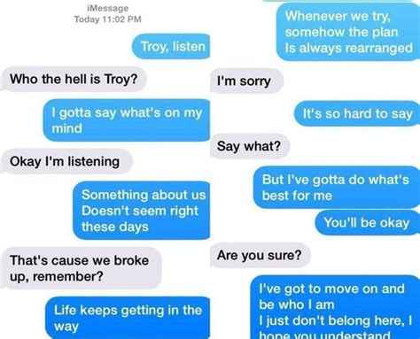 You'll Laugh So Hard With These 19 Breakup Texts