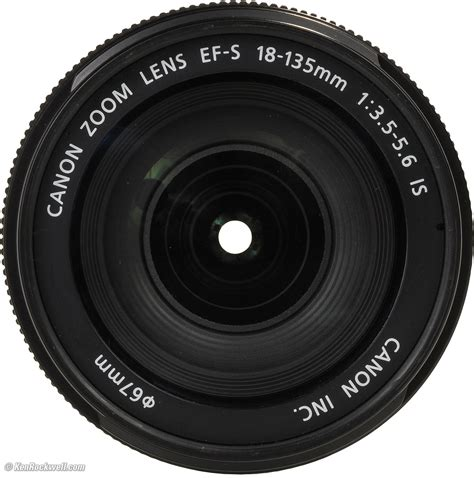 Canon EF-S 18-135mm IS