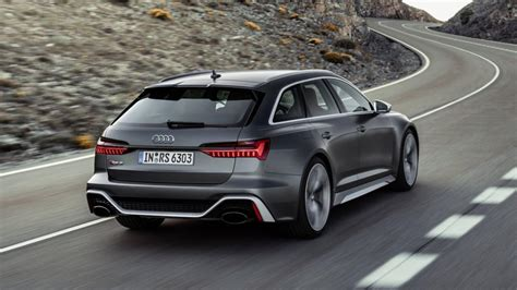 Audi RS6 Avant - recenze a ceny   Carismo