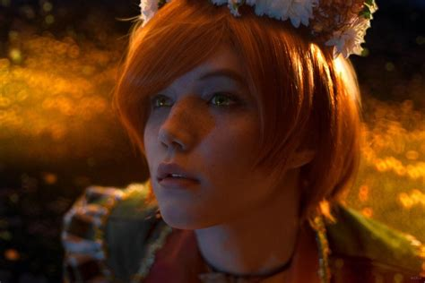 Shani is best girl : witcher
