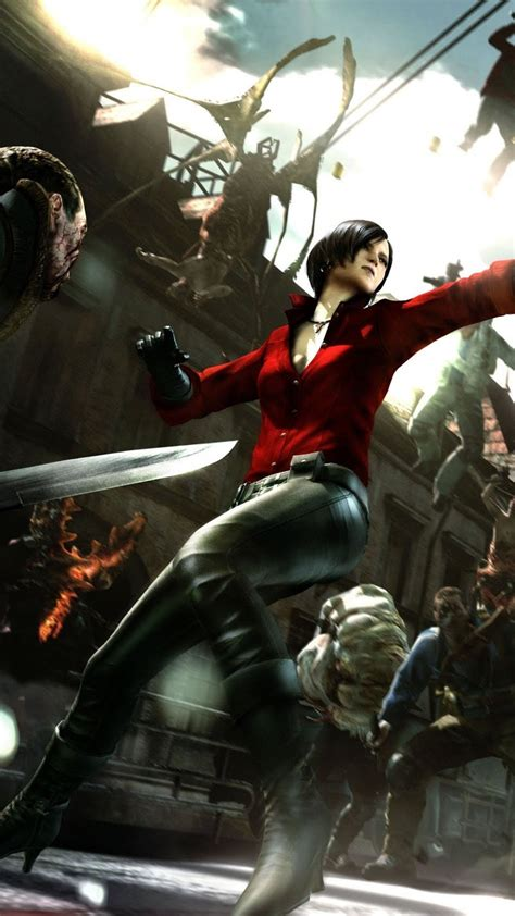 Wallpaper Resident Evil 6, PC, PS3, PS4, Xbox, Games