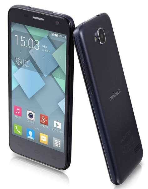 Alcatel OneTouch Idol Mini 6012X - Specs and Price - Phonegg