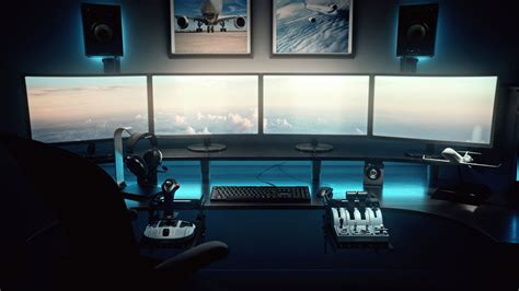 Get Ready For The New Flight Simulator With Thrustmaster
