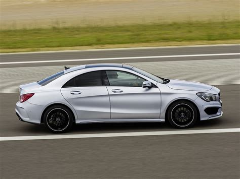 2014 Mercedes-Benz CLA 250 Gets Rated by The EPA