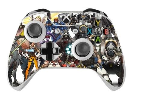 Skin na Xbox One Controller s motivem hry Overwatch