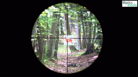 Bushnell Banner 4-12x40 AO reticle Multi X subtensions