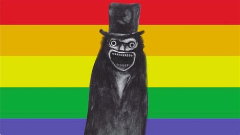 The Babadook Is a Frightening, Fabulous New Gay Icon   The