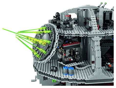 The Death star (75159) has finally been officially