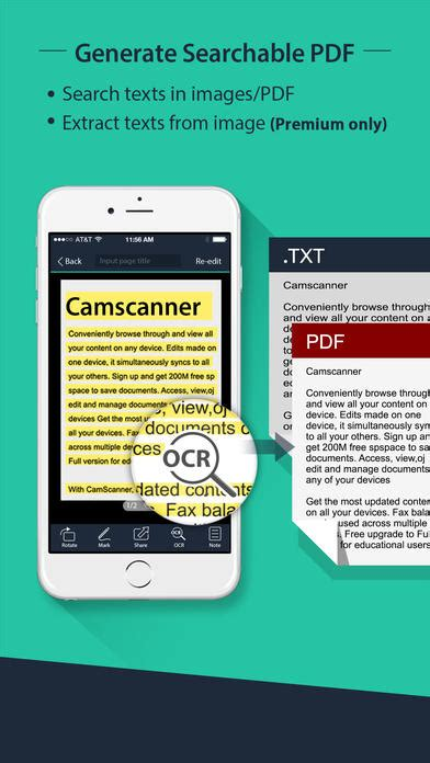 CamScanner   Document Scanner and PDF Creator for iOS