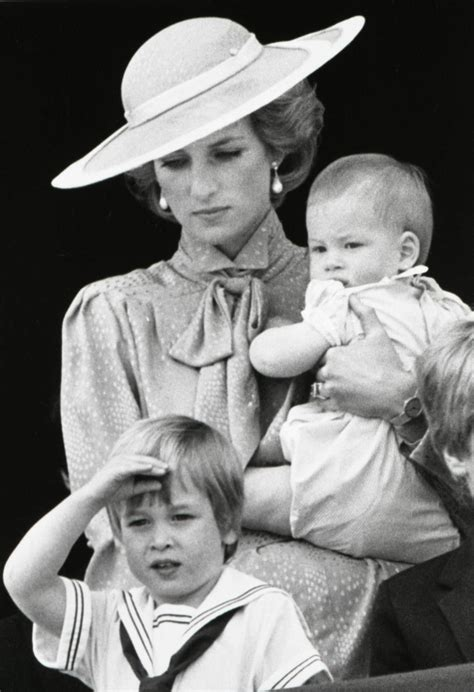 Prince William Misses Mother Diana 'Every Day': 8 Photos