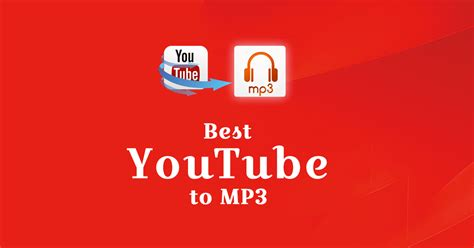 Best Convert YouTube to MP3 Downloader (Online, Mobile