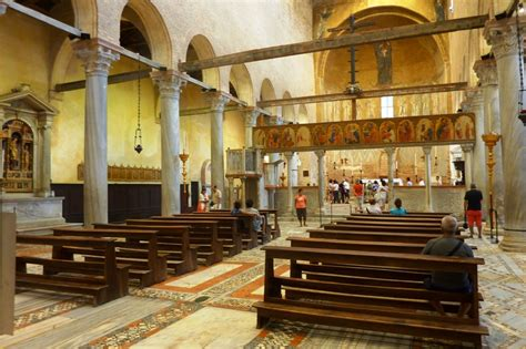 Guided Tours Torcello Basilica Cathedral Church & Mosaic