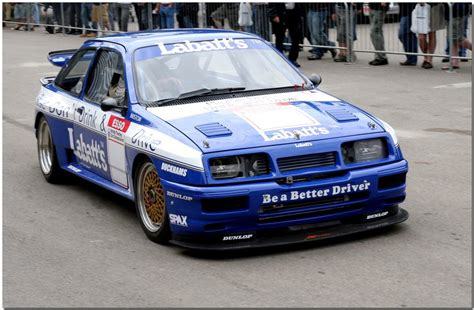 VIP RC BODY: Ford Sierra Cosworth RS500