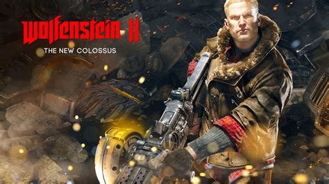 Wolfenstein 2 The New Colossus 4K Wallpapers | HD