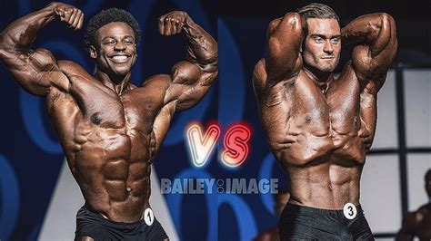 Chris Bumstead vs Breon Ansley The New Champ l Classic