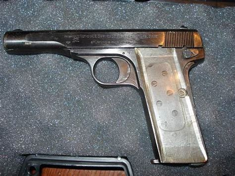 FN Browning 1922 pistol made under German occupation - Page 3