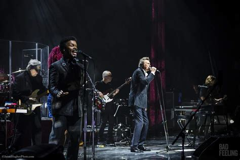Photos: Roxy Music's Bryan Ferry live at Theatre St