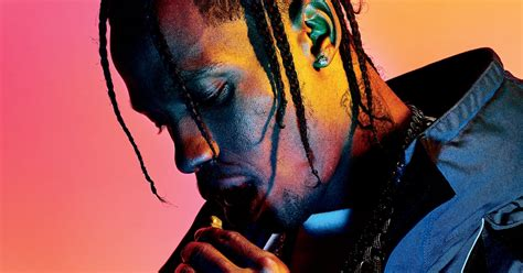 Travis Scott: On Tour With Hip-Hop's King of Chaos