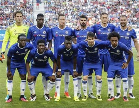 Chelsea FC Tickets For Home & Away Fixtures 2017/2018