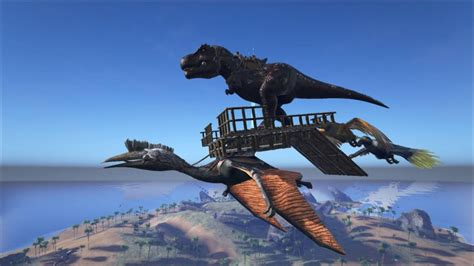 Top 10 Must-have Creatures In ARK: Survival Evolved [Part