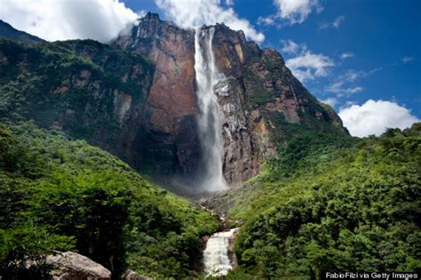 Venezuela's Angel Falls Is The Most Epic Waterfall On
