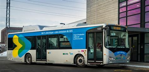 Moving toward electrification! The STM is starting its