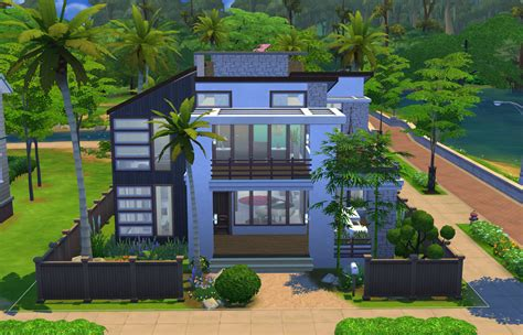 Download: Modern Charm - Sims Online