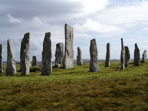Colloquy with a Compulsive Collector: The Standing Stones
