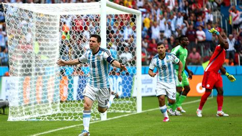 Lionel MESSI to sit out match against Nigeria – Mundo