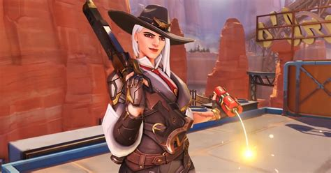 Overwatch Ashe gameplay makes her seem tricky but