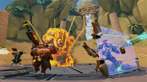 Paladins: Free-to-play Overwatch 'clone' explodes on Steam