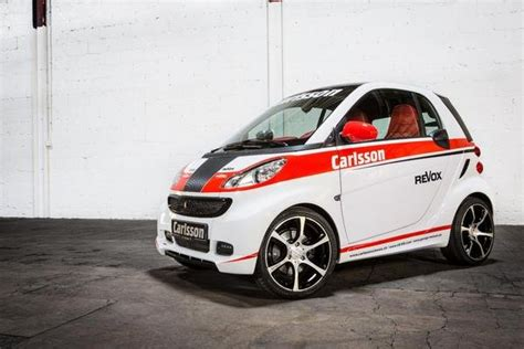 2013 Smart ForTwo Race Edition By Carlsson Review - Top Speed