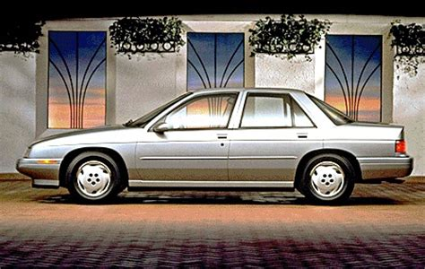 Chevrolet Corsica   Cars of the '90s Wiki   FANDOM powered