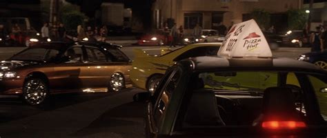 """All Cars in """"The Fast and the Furious"""" (2001) - Best Movie"""